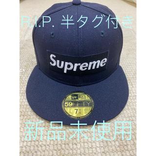 シュプリーム(Supreme)のSupreme 16FW R.I.P. Box Logo New Era Cap(キャップ)