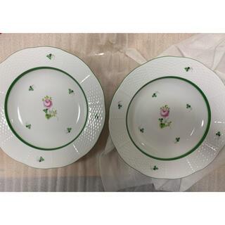 ヘレンド(Herend)のヘレンド スープ皿 パスタ皿 ウィーンの薔薇 深皿(食器)