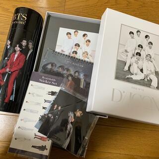 ボウダンショウネンダン(防弾少年団(BTS))のDicon vol.10『BTS goes on!』Deluxe Edition(アイドルグッズ)