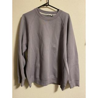 ユニクロ(UNIQLO)のUNIQLO +J  21ss ドライスウェットシャツ サイズL(スウェット)