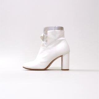 エムエムシックス(MM6)のMM6 Maison Margiela【サイドジップブーツ】(ブーツ)