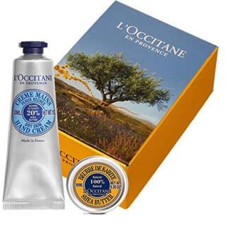 L'OCCITANE - ロクシタン(L'L'OCCITANE シア ハンドクリーム&シアバター セット