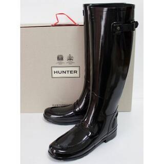 ハンター(HUNTER)の定価22000 新品 本物 HUNTER 靴 ブーツ JP23 209(レインブーツ/長靴)