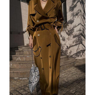 Ameri VINTAGE - AMERI VINTAGE 3WAY TRENCH DRESS