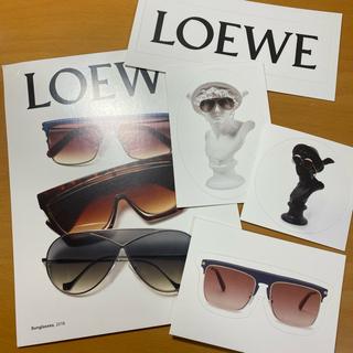 ロエベ(LOEWE)のLOEWE ステッカー(ノベルティグッズ)