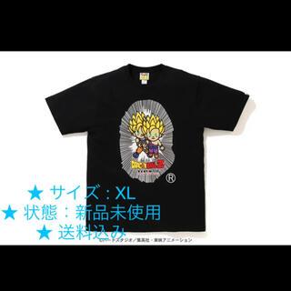 アベイシングエイプ(A BATHING APE)のBAPE X DRAGON BALL (Tシャツ/カットソー(半袖/袖なし))