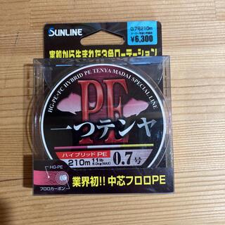 サンライン PE一つテンヤ0.7号(釣り糸/ライン)