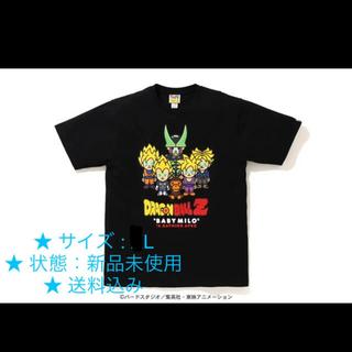 アベイシングエイプ(A BATHING APE)のBAPE X DRAGON BALL Z (Tシャツ/カットソー(半袖/袖なし))