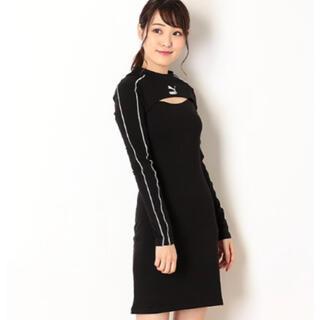 プーマ(PUMA)の新品 PUMA プーマ   デザインワンピース ドレス(ひざ丈ワンピース)
