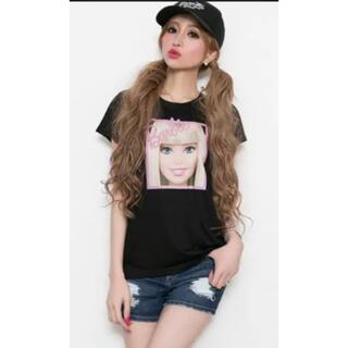 エミリアウィズ(EmiriaWiz)のエミリアウィズ  バービーコラボTシャツ(Tシャツ(半袖/袖なし))