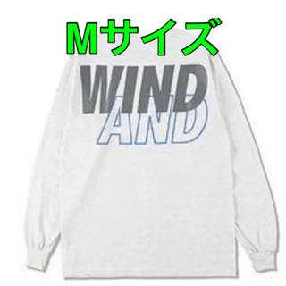 WIND AND SEA BIG SEA ロンt tシャツ  ウィンダンシー M