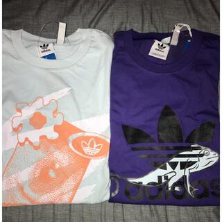 adidas - adidas originals Tシャツ2枚セット(サイズ違い)