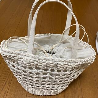 Rope' Picnic - ロペピクニック♡巾着バケットトートバッグ