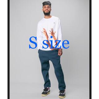 NIKE - Jordan x UNION LA レジャーパンツ S size navy