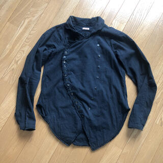 KAPITAL - KAPITAL キャピタル シャツ サイズ0 カラー黒