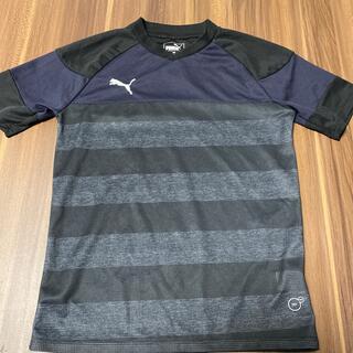 PUMA - 半袖 プーマ メッシュ Tシャツ 140センチ