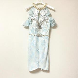 ROBE - Robe de Fleurs ミニドレス