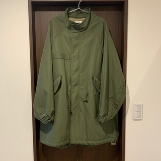 VISVIM - visvimビズビムのSIX-FIVE FISHTAIL PARKA (W/L)