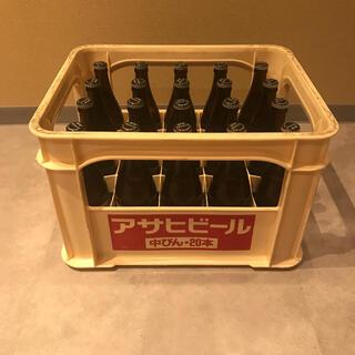 アサヒ - アサヒスーパードライ 瓶ビール1ケース(500ml×20本)