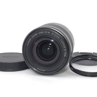Canon - ミラーレス標準ズームレンズ♪Canon EF-M 18-55mm IS STM