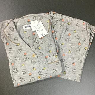 ミッフィー  ルームウェア パジャマ レディース 大きいサイズ 上下セット 新品