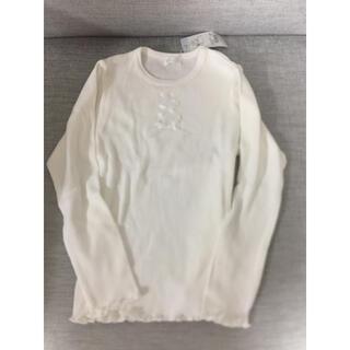 コンビミニ(Combi mini)のコンビミニ 白 トップス(Tシャツ/カットソー)