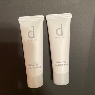 d program - dプログラム 洗顔料