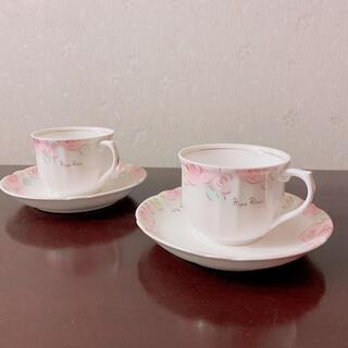 ニナリッチ(NINA RICCI)の【未使用】NINA RICCI ニナリッチ◇ コーヒーカップ&ソーサ― ペア (食器)
