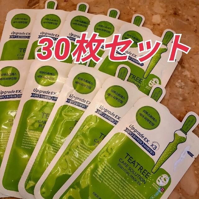 メディヒール ティーツリー パック 30枚セット コスメ/美容のスキンケア/基礎化粧品(パック/フェイスマスク)の商品写真