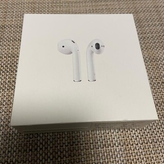 Apple - エアーポッズ 第二世代 AirPods 第2世代