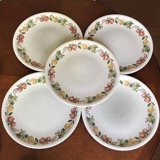 ウェッジウッド(WEDGWOOD)の【レア】ウェッジウッド★QUINCE★ディナー皿 5枚(食器)