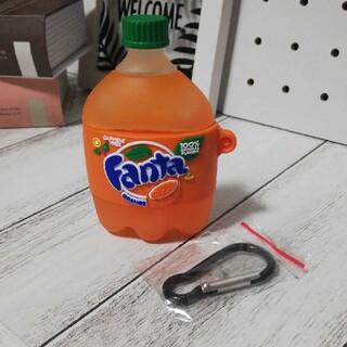 Fanta Airpodsケース ファンタ オレンジ(ヘッドフォン/イヤフォン)