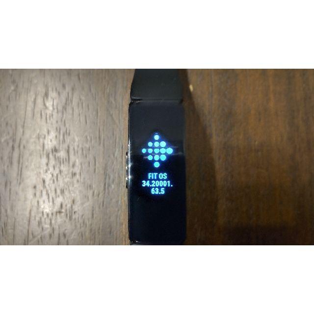 【値下げ】fitbit  inspire  HR  腕時計 スポーツ/アウトドアのトレーニング/エクササイズ(その他)の商品写真
