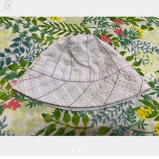 ディオール(Dior)のベビー 帽子 baby Dior 6ヶ月(帽子)