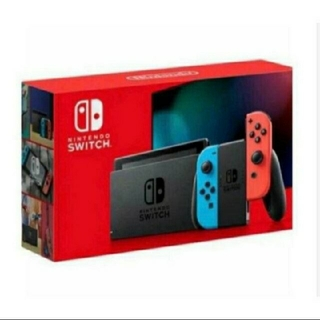 Nintendo Switch - 新品未開封ニンテンドースイッチ 本体 新型