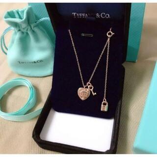 Tiffany & Co. - 正規品ティファニーのネックレス限定セール