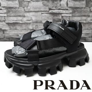 PRADA - 新品 100%本物 正規品 2021SS PRADA サンダル