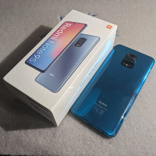 xiaomi redmi note 9s 6GB 128GB グローバルモデル