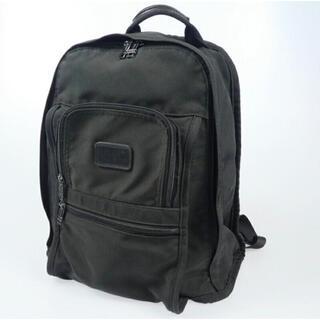 TUMI - 廃盤 TUMI トゥミ 220D3 バックパック リュック ビジネスバッグ