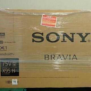 SONY - SONY 4K 75インチ液晶テレビ BRAVIA KJ-75X9500H/CT