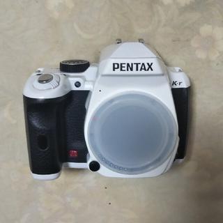 PENTAX - ペンタックスk-r ホワイトボディ