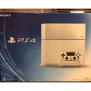 PlayStation4 - プレステ4 本体 ホワイト