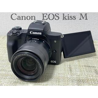 Canon - Canon キャノンEOS kiss M ズームレンズセット