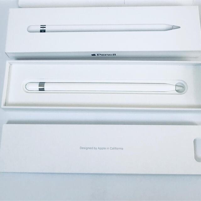 iPad(アイパッド)のiPad Apple Pencil 第1世代【美品】 スマホ/家電/カメラのPC/タブレット(タブレット)の商品写真