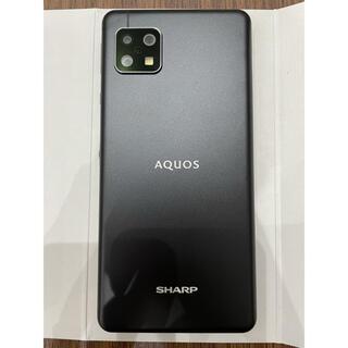 AQUOS - SHARP AQUOS sense4 (SH-M15) SIMフリー版 黒