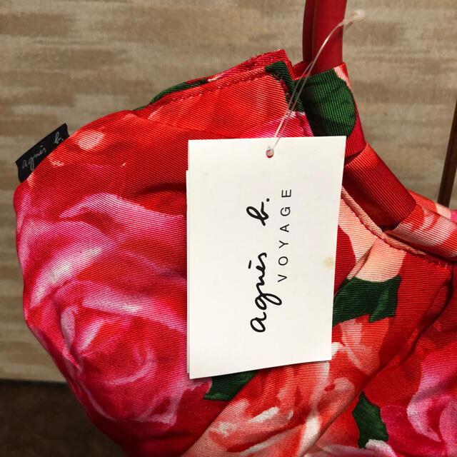 agnes b.(アニエスベー)の【agnes b.VOYAGE】アニエスベーボヤージュ 花柄 ハンドバッグ レディースのバッグ(ハンドバッグ)の商品写真