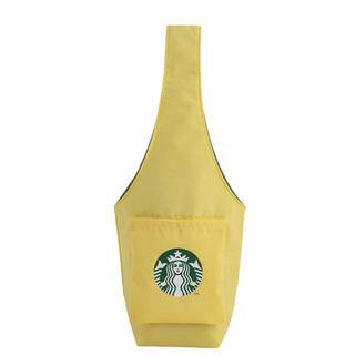 Starbucks Coffee - スターバックス スタバ 台湾 タンブラーケース ドリンクホルダー エコバッグ
