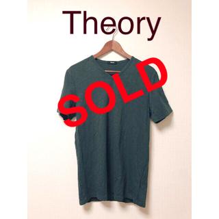 theory - 美品◇セオリー men'sベーシックT