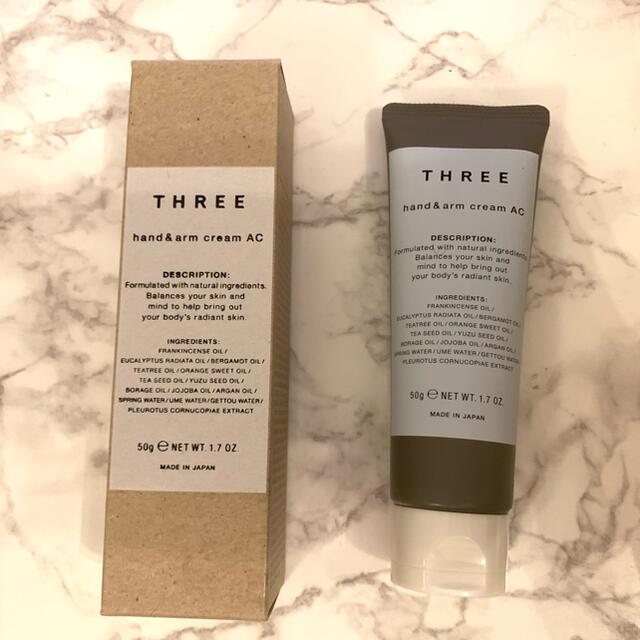 THREE(スリー)のTHREE  スリー ハンドクリーム  コスメ/美容のボディケア(ハンドクリーム)の商品写真
