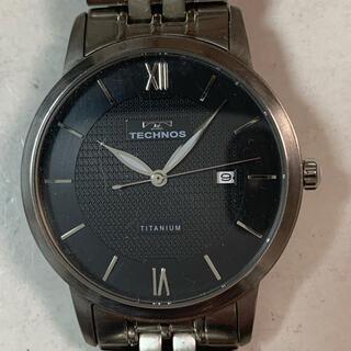 TECHNOS - テクノス メンズ腕時計